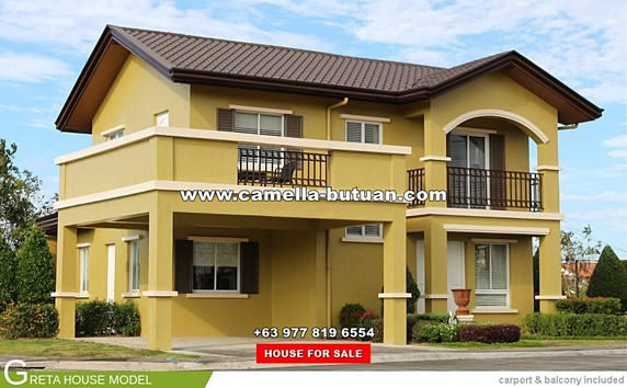 Camella Butuan House and Lot for Sale in Butuan Philippines