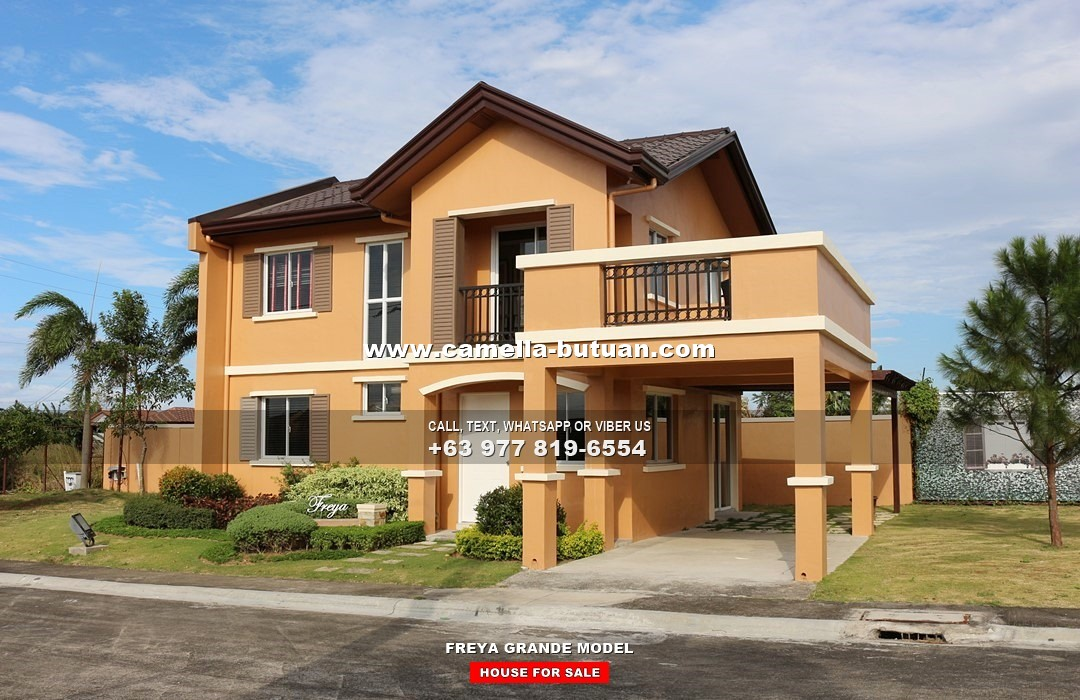Freya House for Sale in Butuan