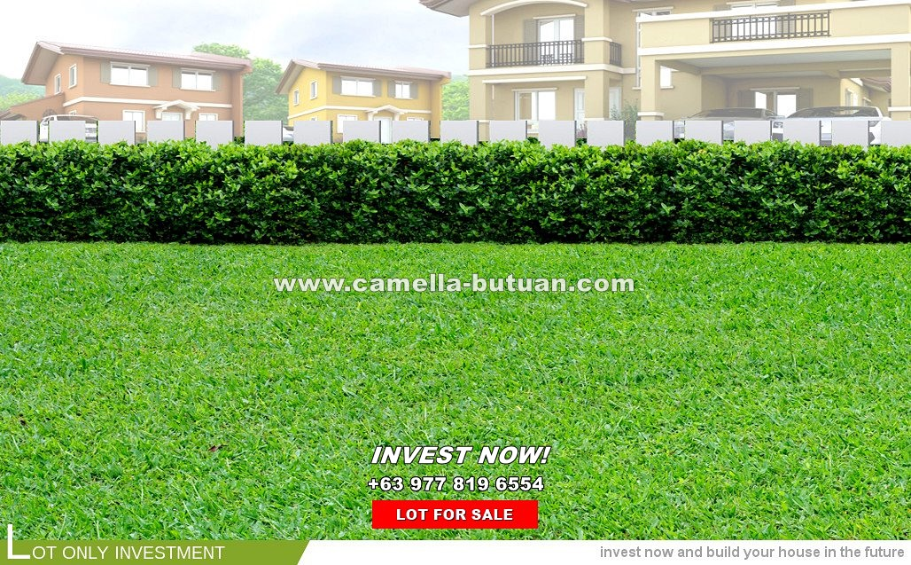 Lot House for Sale in Butuan