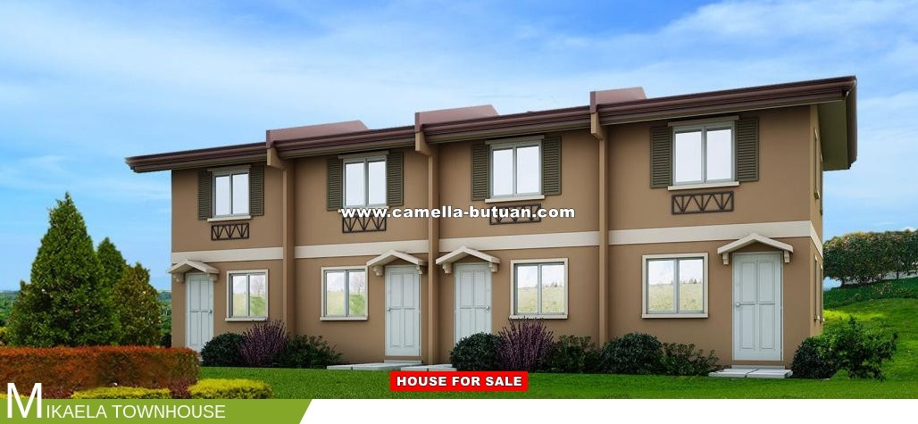 Mikaela House for Sale in Butuan