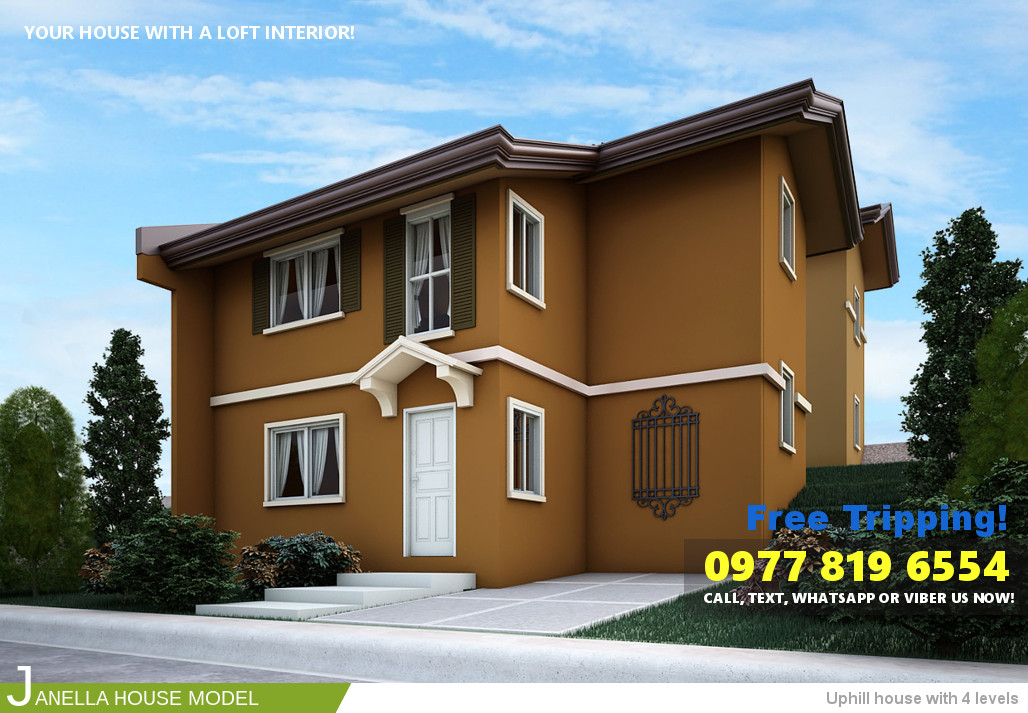 Janela House for Sale in Butuan