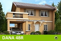 Dana House and Lot for Sale in Butuan Caraga Philippines