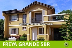 Freya House and Lot for Sale in Butuan Caraga Philippines