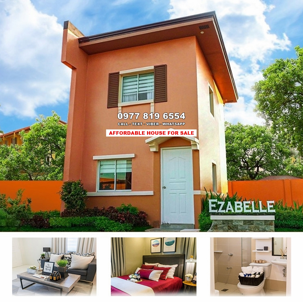Ezabelle House for Sale in Butuan