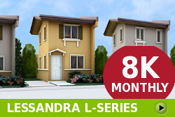 Lessandra Affordable Houses in Camella Butuan